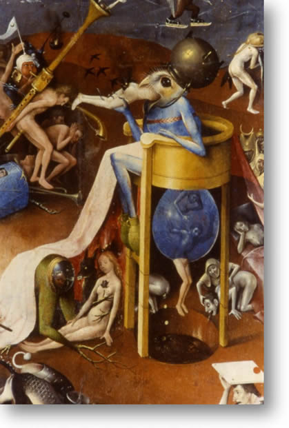 Woking DFAS Lecture: The Paintings Of Hieronymus Bosch (500th Anniversary)