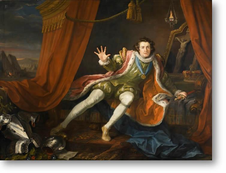 Woking DFA Lecture: Murderers, Magicians, Madmen & Monarchs. Shakespeare through Artists' Eyes