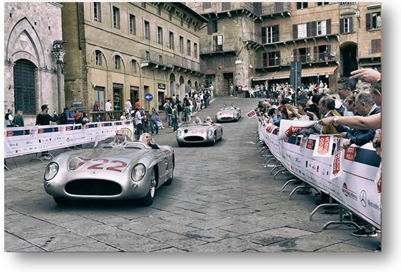Lecture: Mille Miglia cars and culture - Libby Horner Woking DFAS Lectue